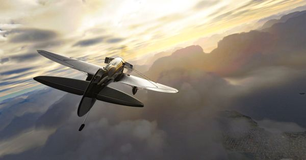 Gee Bee R3 Special launching on August 31